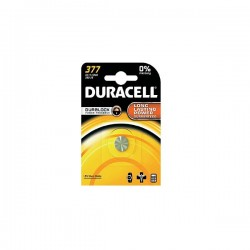 DURACELL WATCH 1,5V 377 SR66 1τεμ Μπαταρία Αλκαλική